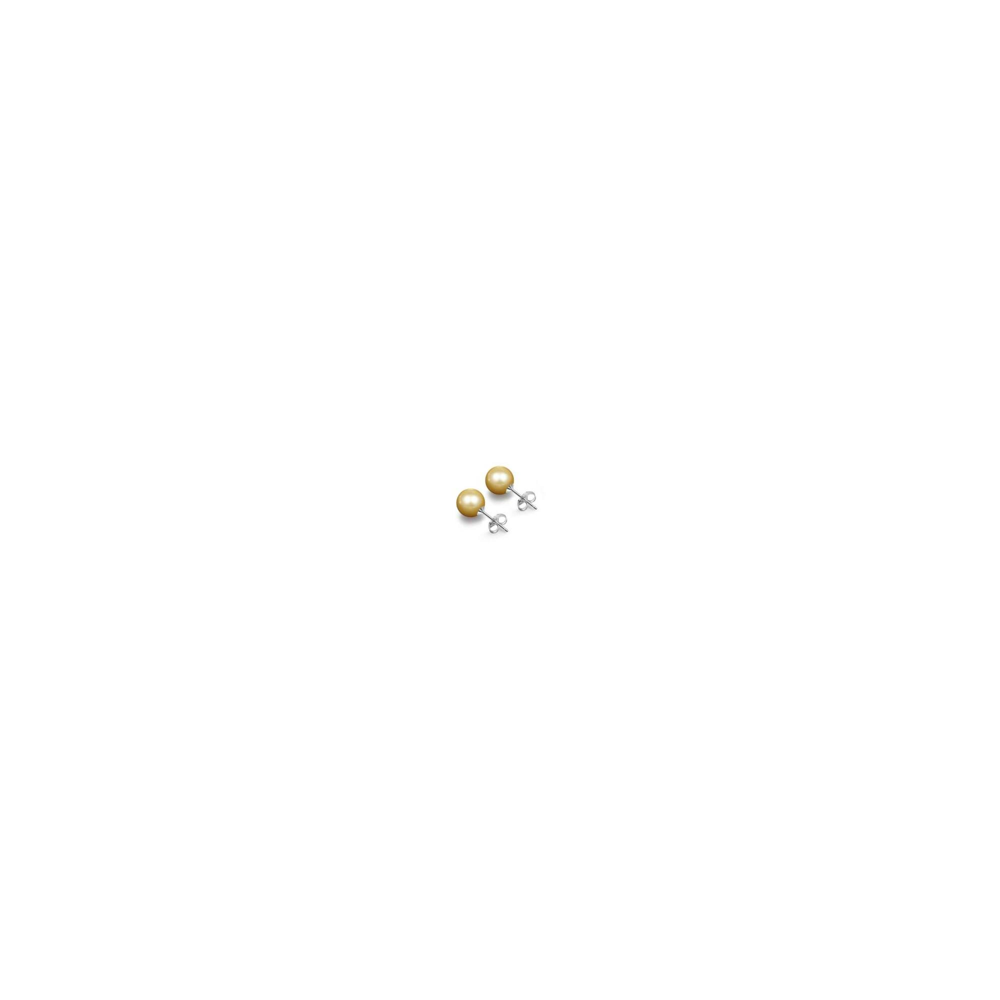 GYÖNGY FÜLBEVALÓ - gold