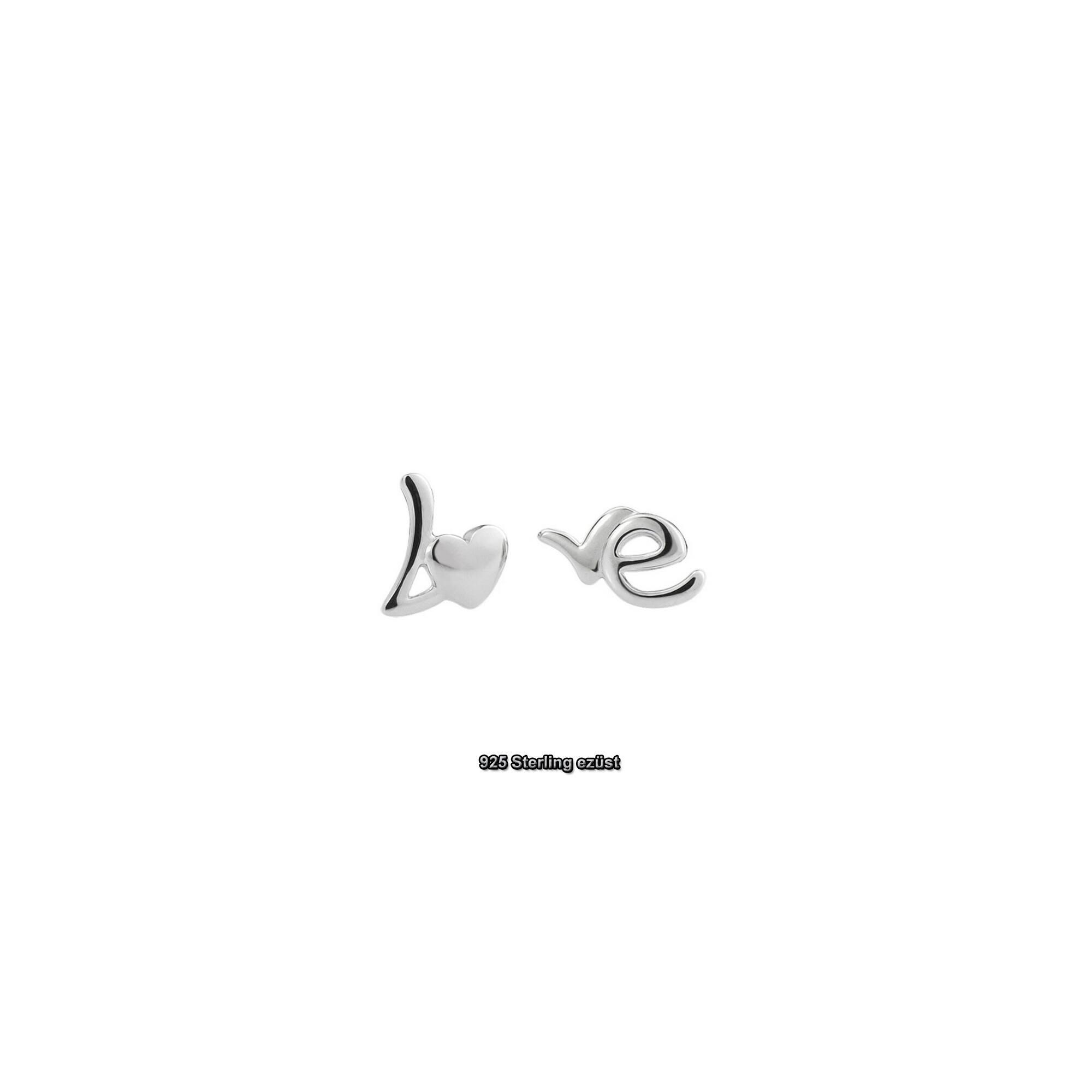 EZÜST LOVE FÜLBEVALÓ