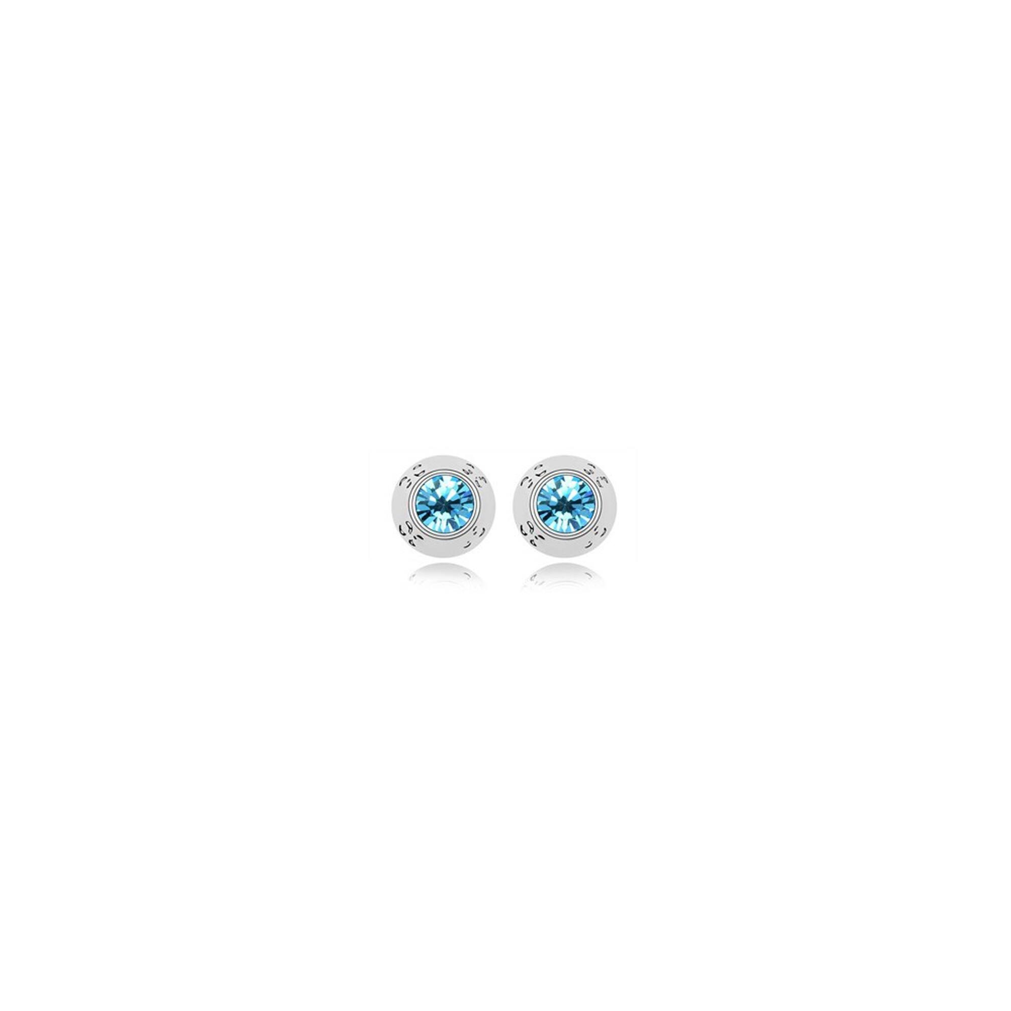 Lady Swarovski kristályos fülbevaló