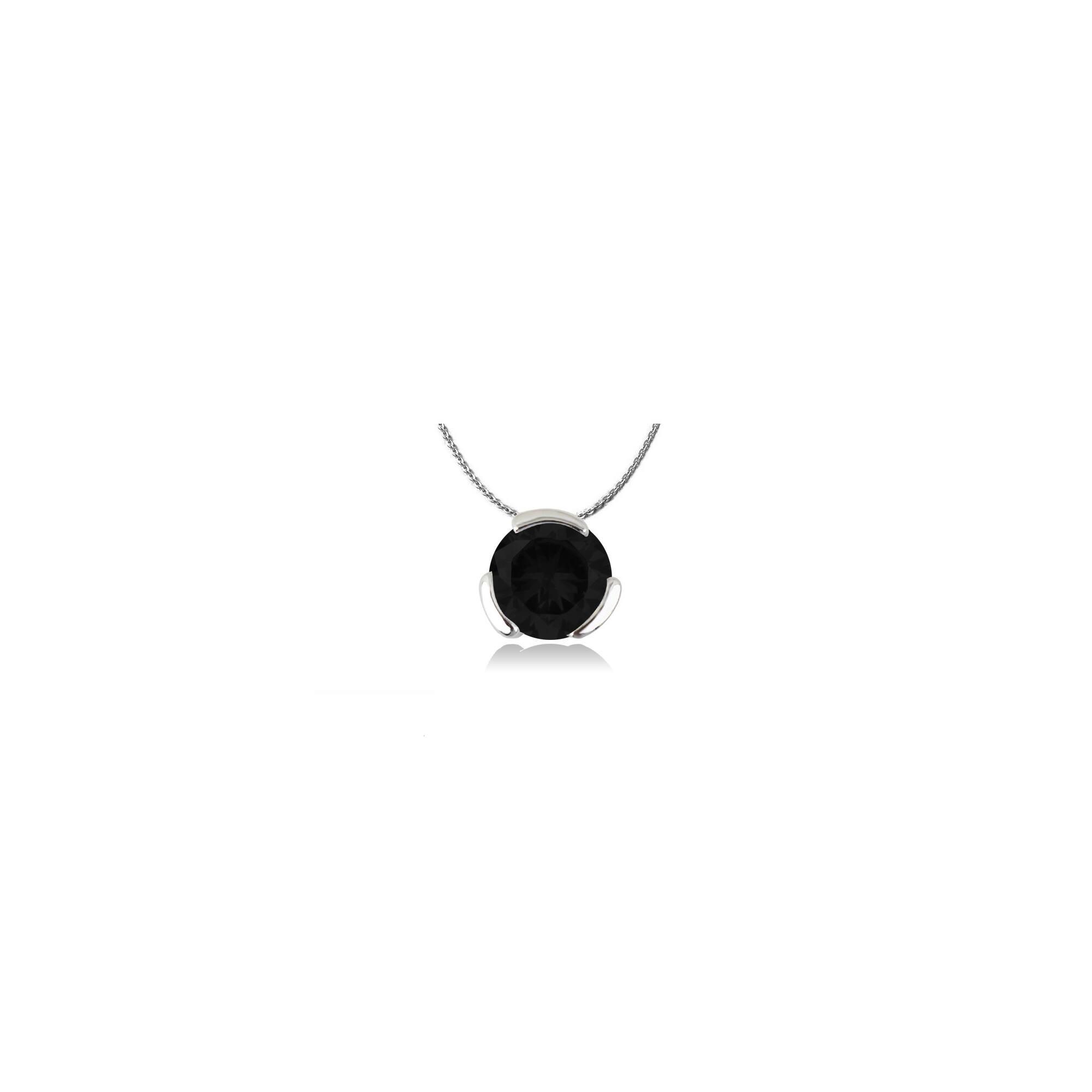 Swarovski kör alakú medál