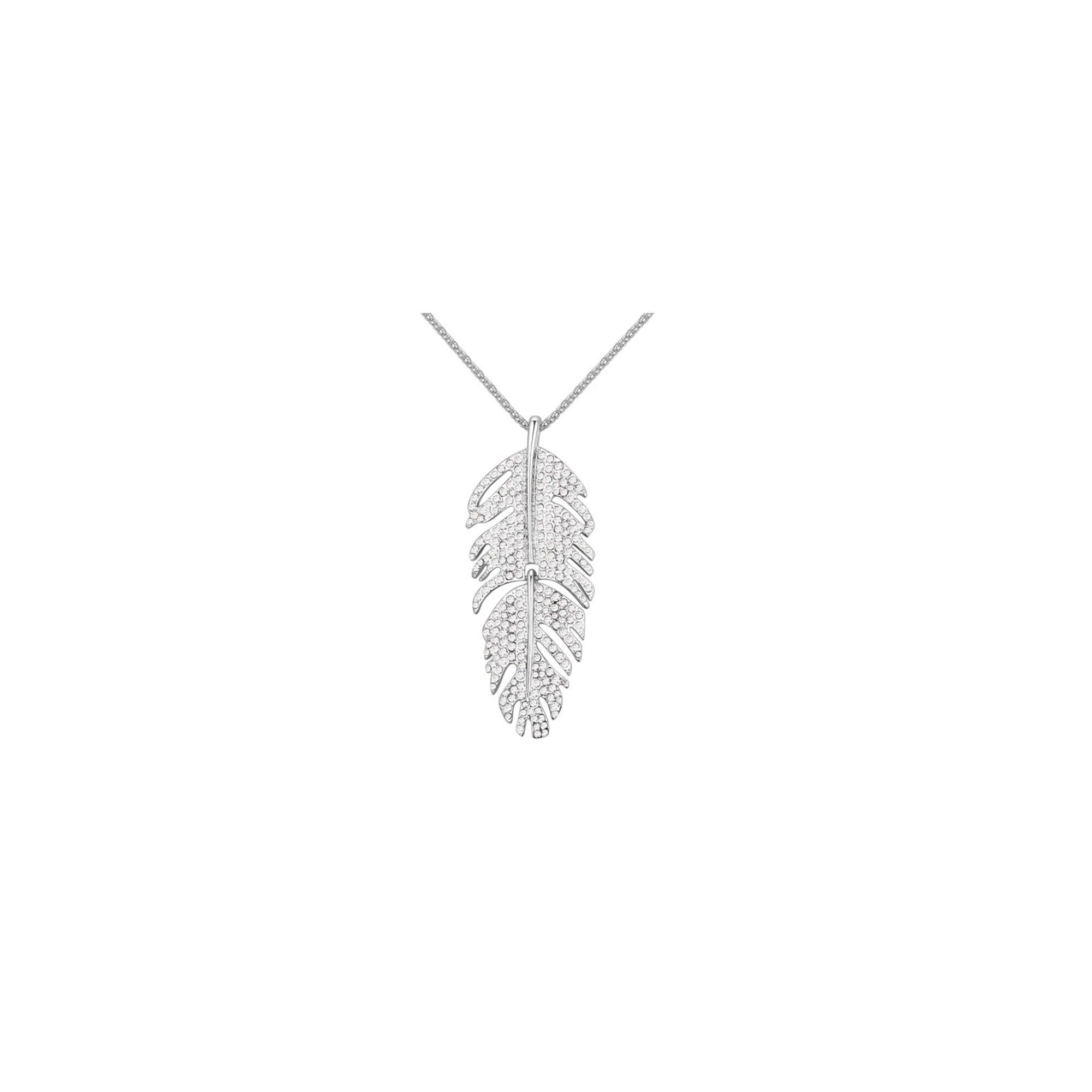 Toll Swarovski kristályos medál nyaklánccal
