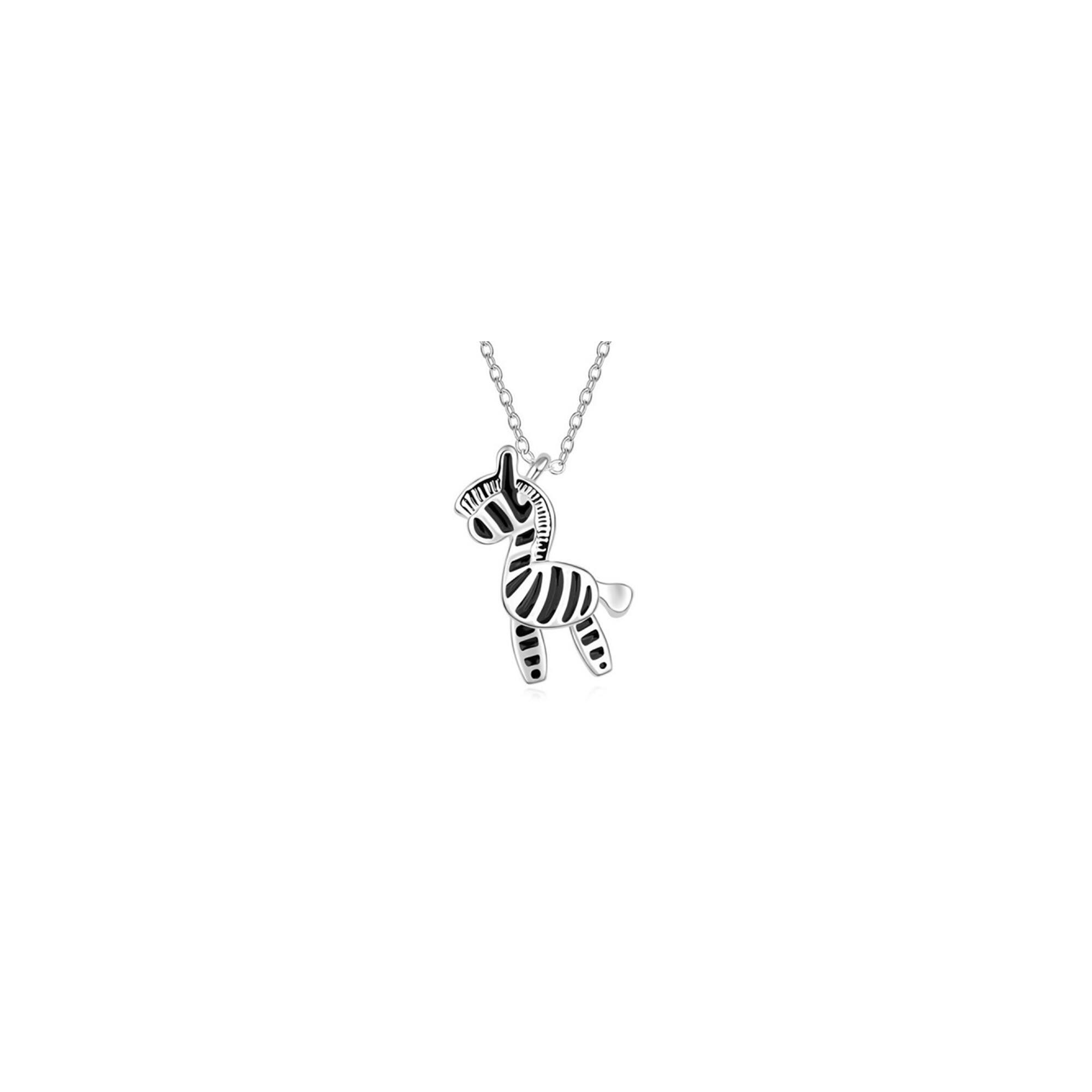 Zebra nyaklánc