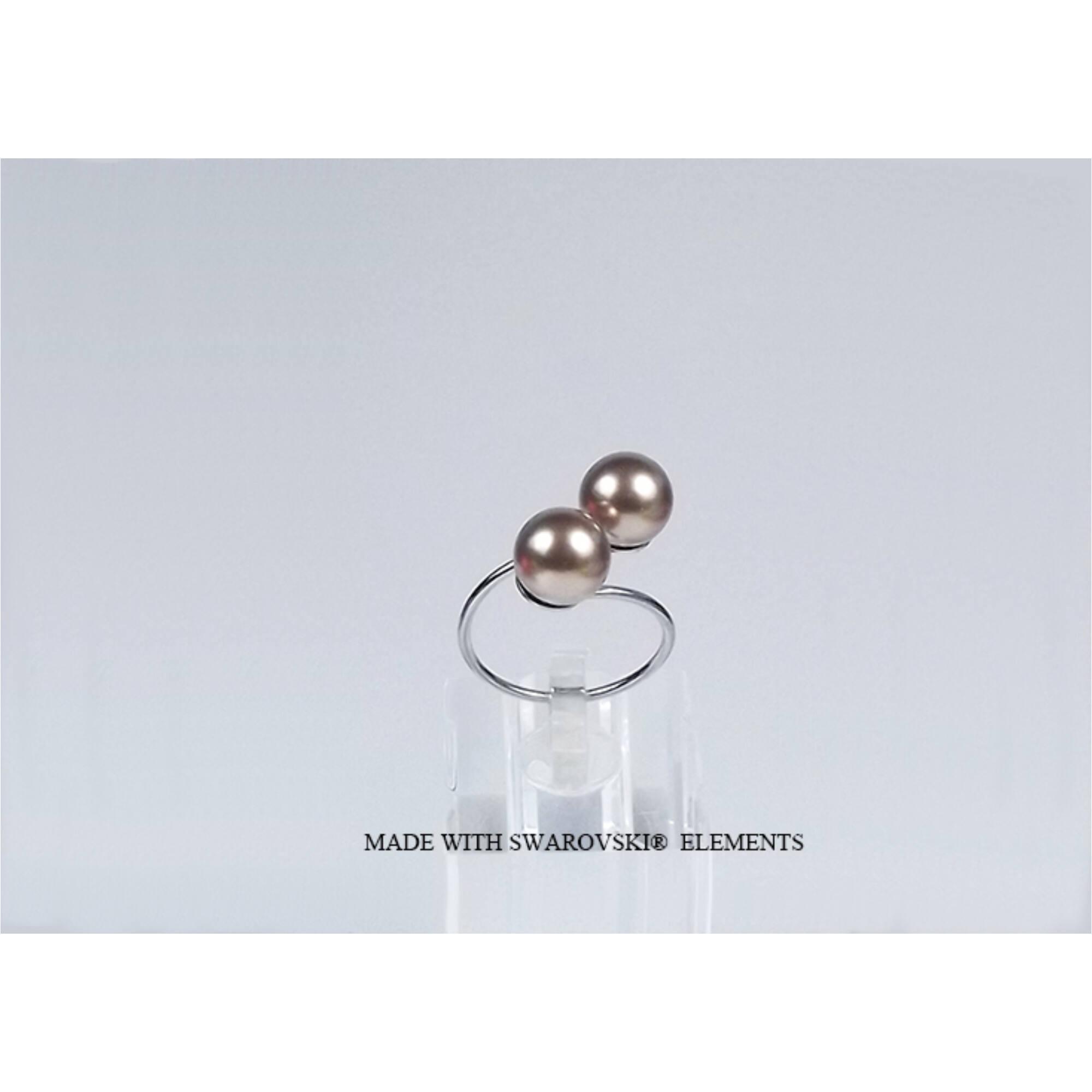 Gyűrű gyönggyel
