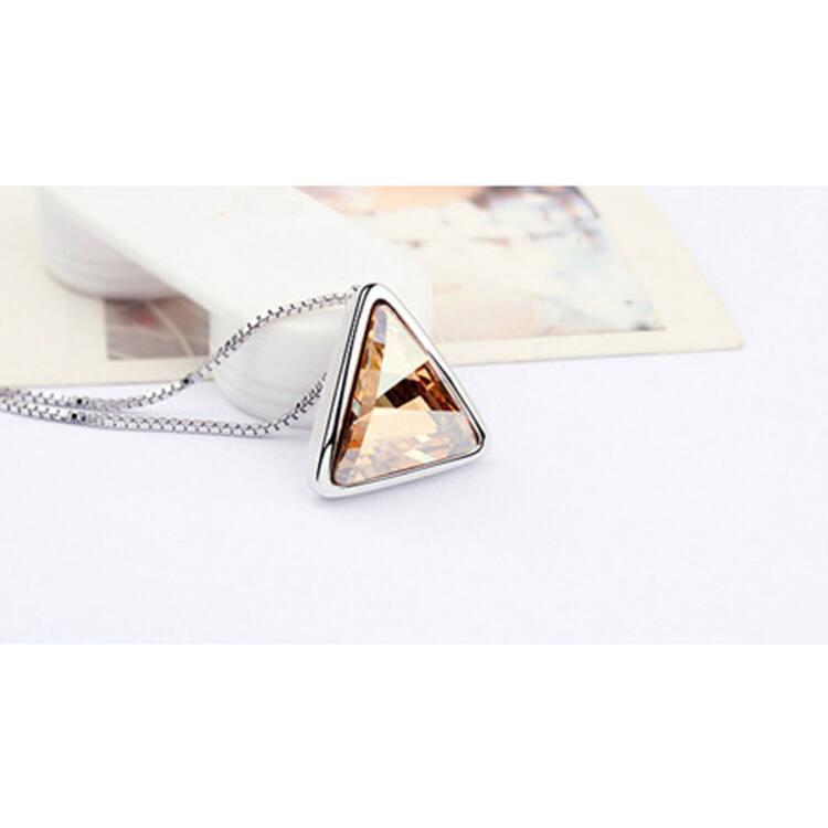 Háromszögek  ékszer szett