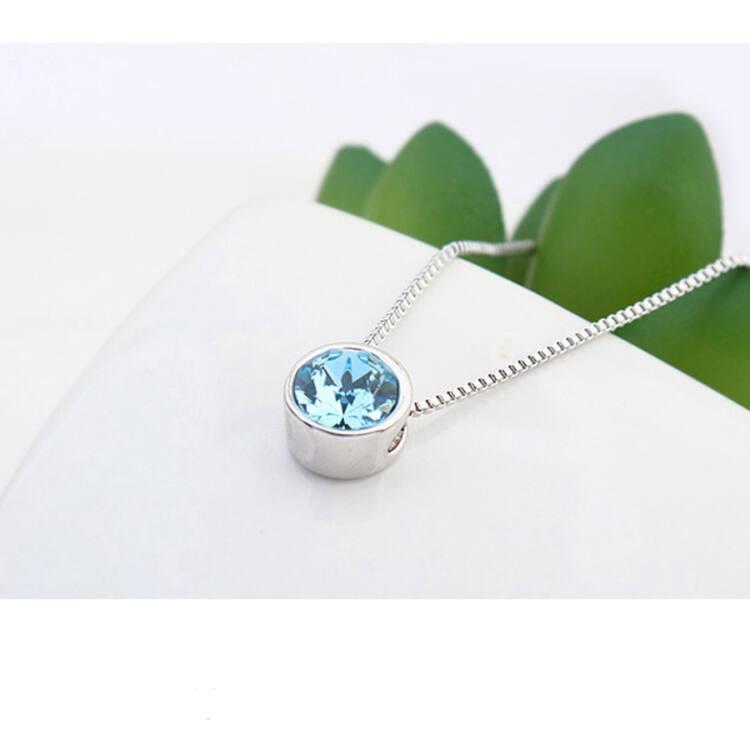 Keretes Swarovski kristályos ékszer szett