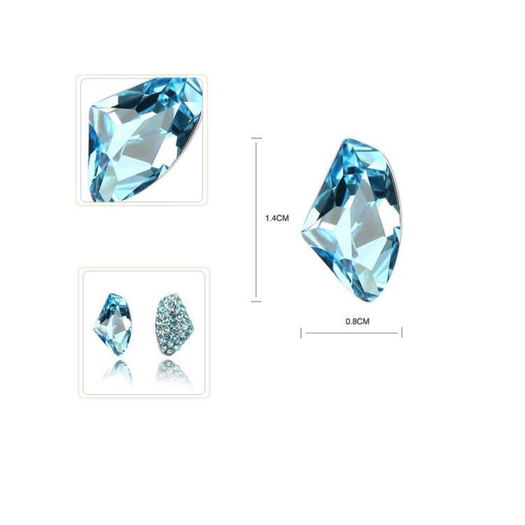 Szárnyalás Swarovski kristályos ékszer szett