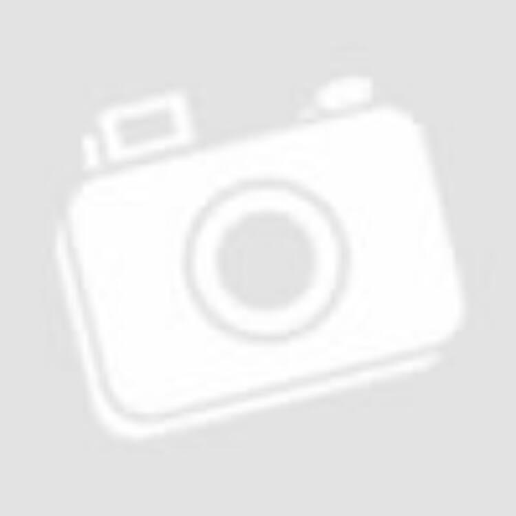 Chaton, bedugós fülbevaló 8mm-es Swarovski kristállyal